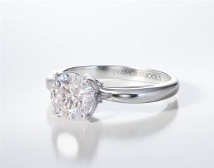 SOLITAIRE RING ENG04